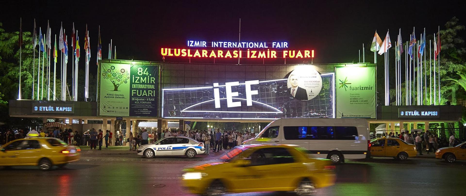 İzmir Uluslar Arası Fuar